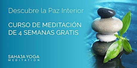 Curso de Meditación - 4 Semanas, Aprende a Meditar boletos