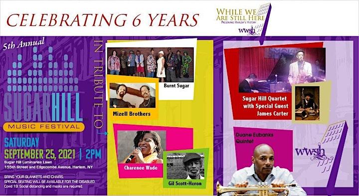 The 5th Annual Sugar Hill Music Festival image