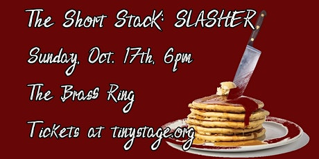 The Short Stack: SLASHER tickets