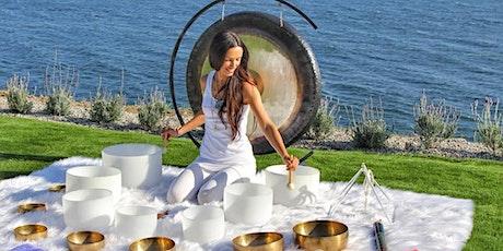 November Sound Healer / Sound Bath Training with Ana Netanel tickets