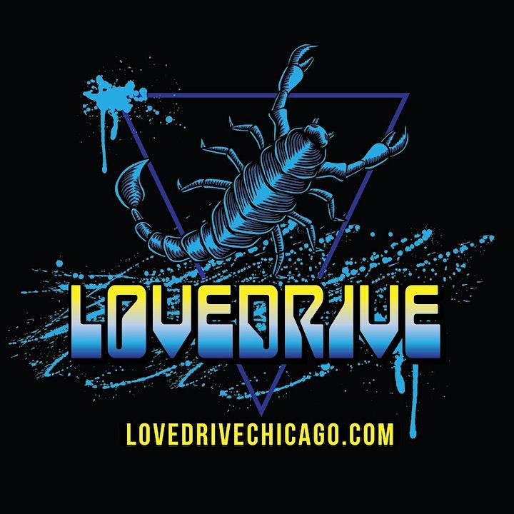 LOVEDRIVE + DIVER DOWN!!! image