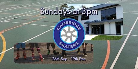 Indoor skating at Impington (26th Sep) tickets