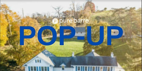 Pure Barre Pop Up at Black Dog Winery tickets