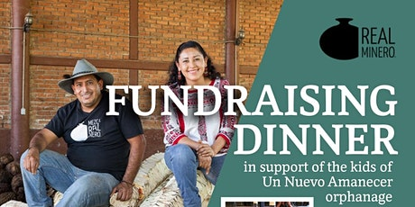 Fundraising Dinner featuring Real Minero Mezcal tickets