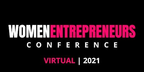 Women Entrepreneurs Conference | Virtual 2021 Tickets