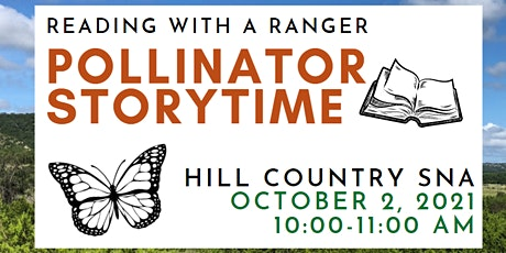 Reading with a Ranger: Pollinator Storytime tickets