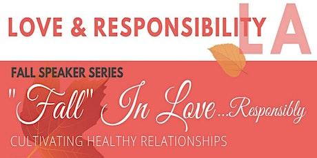 """L&R LA - Fall 2021 Speaker Series Talk #2: """"Dating Responsibly"""" tickets"""