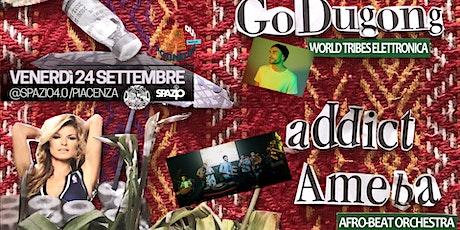 Go Dugong + Addict Ameba @Spazio4.0 tickets