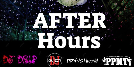 """""""AFTER HOURS"""" tickets"""