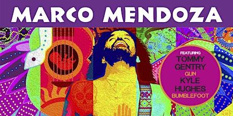 MARCO MENDOZA  LIVE SALA BOVEDA BARCELONA ESPAÑA entradas