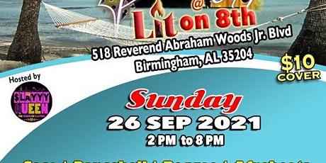 REGGAE BLOCK  PARTY  @ Lit on 8th ( Birmingham, AL) tickets