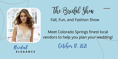 THE BRIDAL SHOW tickets