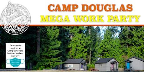 Camp Douglas Mega Work Party tickets