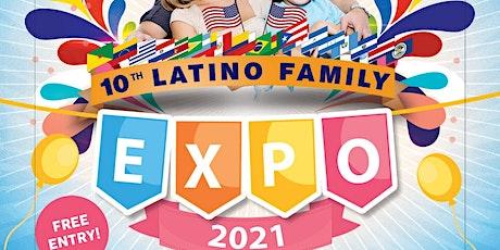 Latino Family Expo & Festival tickets