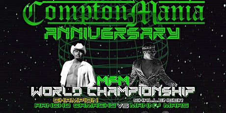ComptonMania's 2nd Anniversary tickets