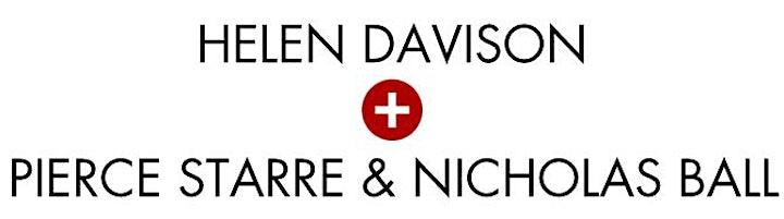 Performance Art Event: Helen Davison + Pierce Starre & Nicholas Ball image