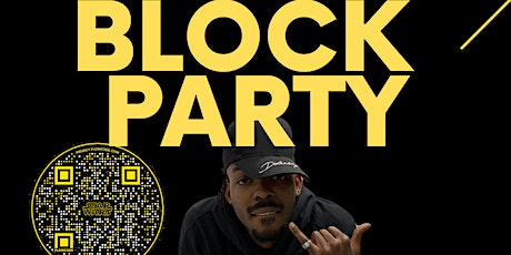 Block Party tickets