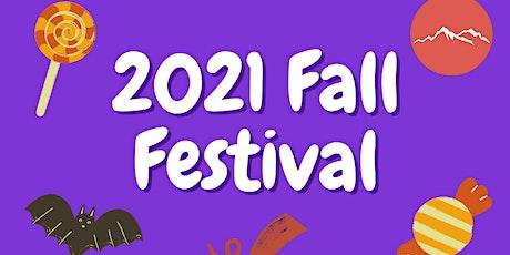 2021 Fall Festival tickets