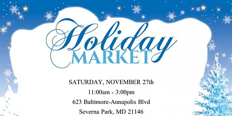 Holiday Market to Benefit Partners In Care tickets