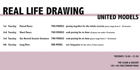 Real Life Drawing 2021 tickets
