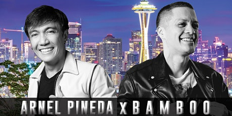 First Light Arnel Pineda and Bamboo  Seattle tickets