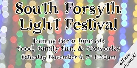 South Forsyth Light Festival tickets