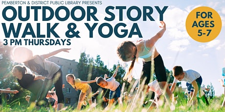 Outdoor Story Walk & Yoga tickets