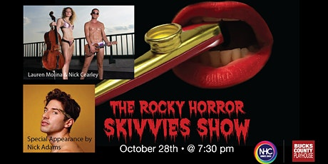 The Rocky Horror Skivvies Show tickets