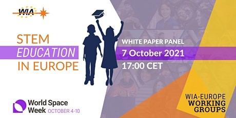 WIA-Europe White Paper Panel: STEM Education in Europe tickets