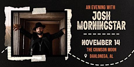 Josh Morningstar tickets