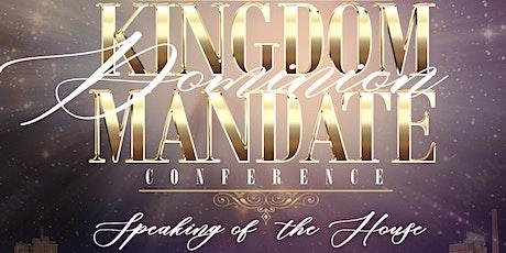 Kingdom Dominion Mandate Conference tickets