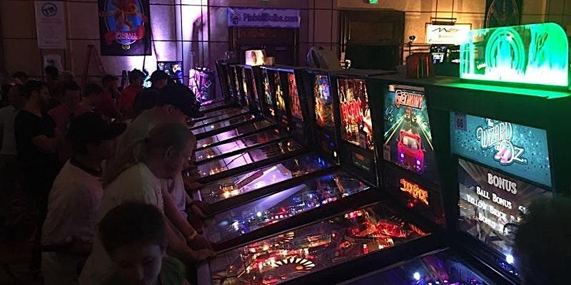 2021 Rocky Mtn Pinball Showdown and Gameroom Expo