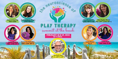 The Neuroscience of Play Therapy Summit at the Beach tickets