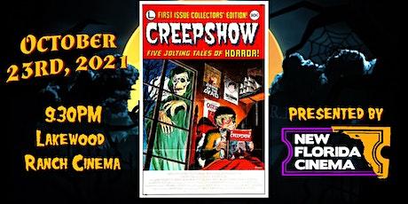 """Creepshow"" (1982) Feature Film Event - New Florida Cinema tickets"