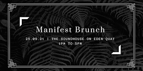 Manifest Brunch tickets