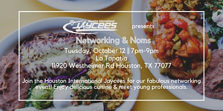 October Young Professionals Networking & Noms tickets
