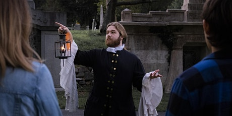 Poetry of the Dead: Cemetery Tours at St. Andrew's tickets