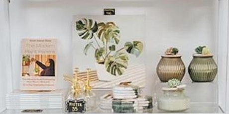 Luxe Plant Boutique Plant Party at Time Out Market Fenway tickets
