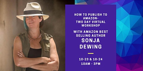 How to Publish to Amazon - Two Day Virtual Workshop tickets