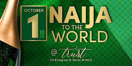Afrobeats x Trap: Naija to the World tickets