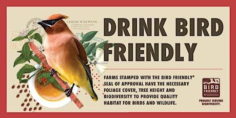 Fall Break Bird-Friendly Coffee tickets