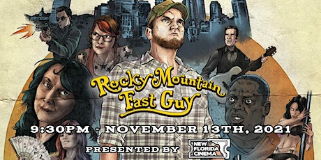 """""""Rocky Mountain Fast Guy"""" Feature Film Event - New Florida Cinema tickets"""