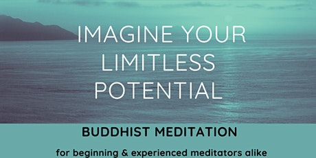IN-PERSON PUBLIC MEDITATION CLASS : BUDDHIST MEDITATION FOR EVERYONE tickets