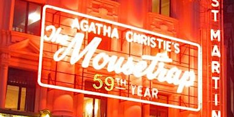 Agatha Christie's World of Mystery tickets
