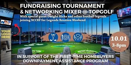 Making an Impact on Workforce Homeownership Fundraiser & Mixer @ Topgolf tickets