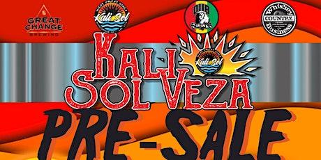 Kali Sol Beer Fest tickets
