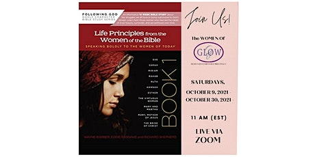 Life Principles-Women of the Bible tickets