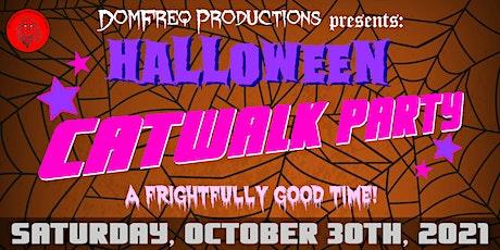 Halloween Catwalk Party tickets
