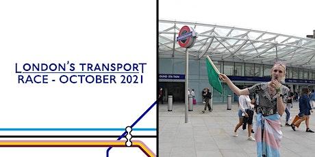 London's Transport Race - October 2021 tickets