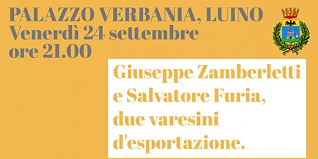 Presentazione libri di Gianni Spartà, intervistato da Alessandro Franzetti. biglietti